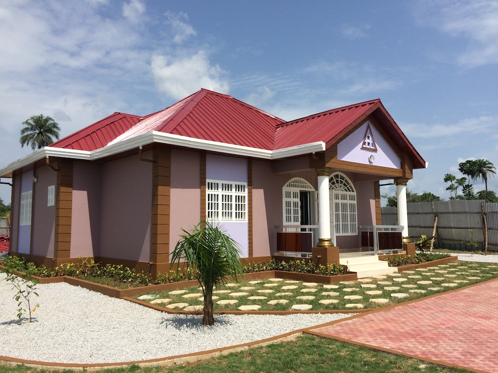 Doumbouyah city coyah ville american homebuilders of for American home builder
