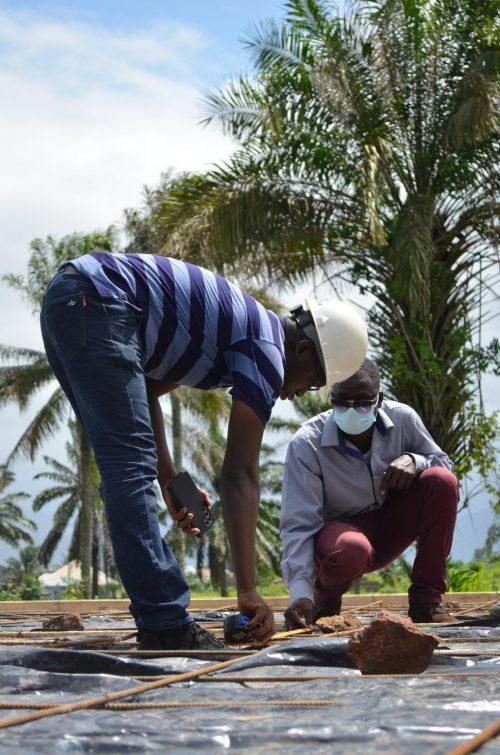 Sierra Leone Project Start